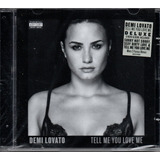 Cd Demi Lovato   Tell Me You Love Me [2017]